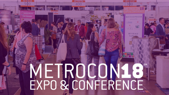 METROCON18 Expo & Conference: A Sweet Success in its 16th Year